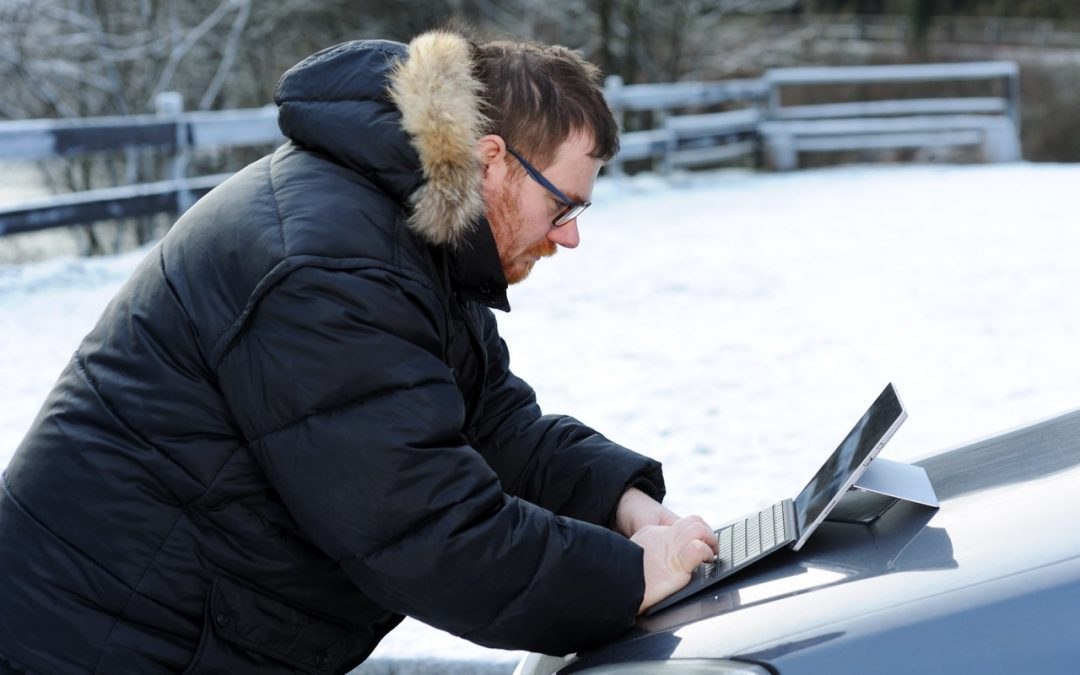 How to protect your laptop over winter